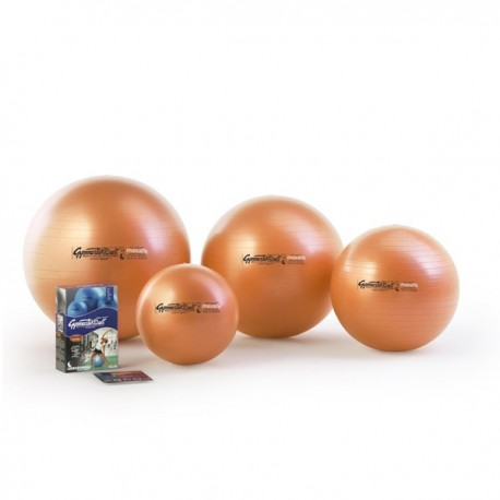 Original Pezzi Gymnastik Ball maxafe orange